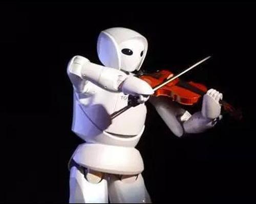 怕智能机器人抢孩子们的饭碗?
