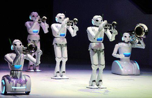 空间机器人
