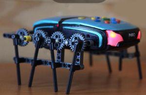 微型机器人