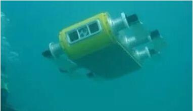日本研发最大下潜深度为2000米的海底探测机器人