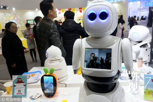 学生机器人智能大赛培养创新能力 看国外机器人教育发展